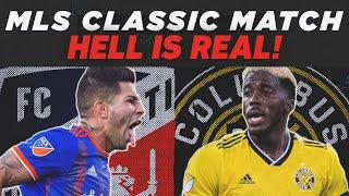 FC Cincinnati vs Columbus Crew | Hell is Real Derby | MLS Classics Remix by Major League Soccer