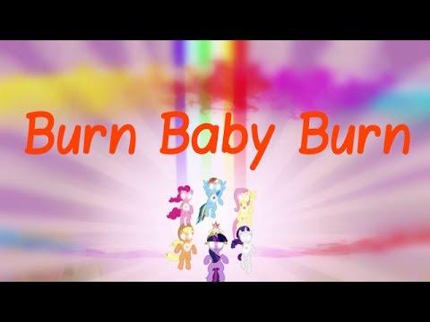 PMV Burn Baby Burn - MercyMe