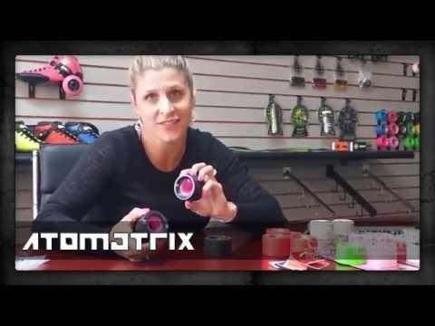 Roller Derby's Atomatrix discusses Atom DNA wheels