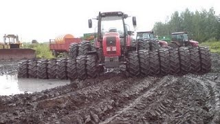 Video Tractors Stuck in Mud 2017 MP3, 3GP, MP4, WEBM, AVI, FLV Agustus 2017
