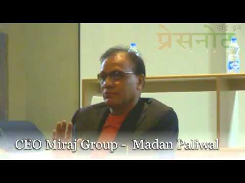 Madan Paliwal in get to gather Programme