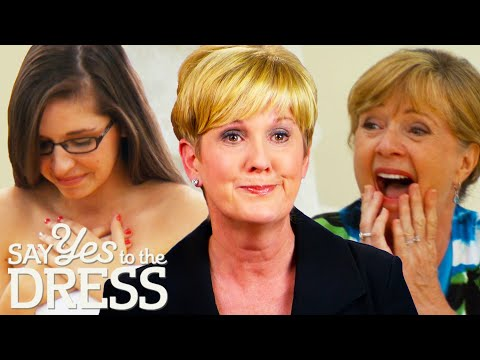 Lori Helps A Bride Battling Cancer Pay For Her Dream Dress | Say Yes To The Dress Atlanta
