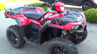 2. 2018 Polaris Sportsman XP1000 Walkaround Dirt ObseXXion