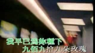 Video 九佰九拾九朵玫瑰 MP3, 3GP, MP4, WEBM, AVI, FLV April 2019