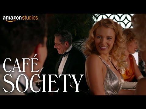 Cafe Society – Official Trailer (US) | Amazon Studios