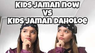 Video Kids Jaman Now VS Kids Jaman Daholoe MP3, 3GP, MP4, WEBM, AVI, FLV Juli 2018
