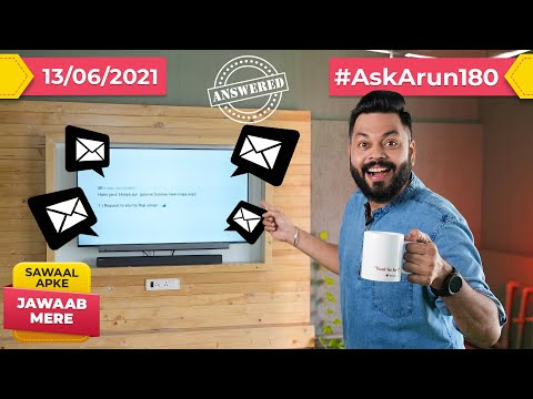 Battlegrounds Mobile India Lite Coming?, Jio 5G Price, Nord CE 5G Unboxing, realme GT 5G-#AskArun180