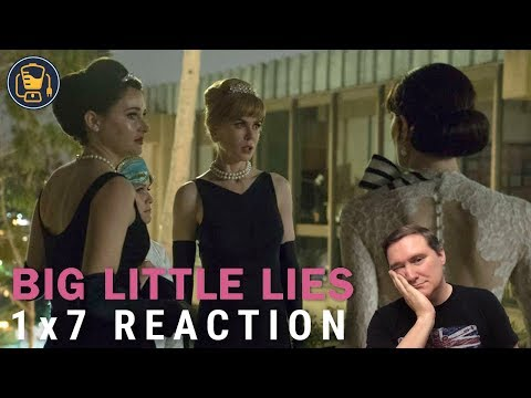 """Big Little Lies Finale Reaction & Review   1x7 """"You Get What You Need"""""""