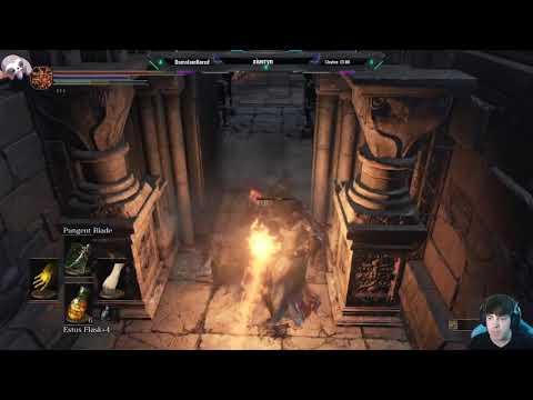 Dark Souls 3 Cinders mod first playthrough「Part 4」