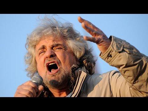 Σάλος στην Ιταλία από την «γκάφα» του Μπέπε Γκρίλο στο euronews