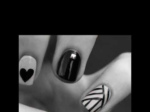 Modelos de uñas - Diseños de uñas