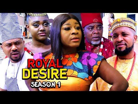 ROYAL DESIRE SEASON 1 (Trending New Movie HD)Destiny Etiko 2021 Latest Nigerian Nollywood  Movie