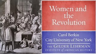 The American Revolution - Women
