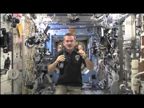 Space Oddity: The breathtaking best of YouTube and Twitter astronaut sensation Chris Hadfield video