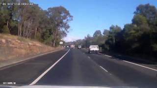 Mittagong Australia  city pictures gallery : 1 - Hume Highway - Sydney to Mackay VC Rest stop near Mittagong