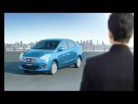 โฆษณา Mitsubishi Attrage มิตซูบิชิ แอททราจ TVC โดยมาริโอ้ เมาเร่อ