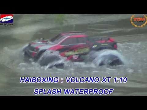 Haiboxing : Volcano XT 1:10 Splash Waterproof