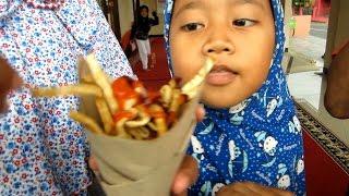 Purbalingga Indonesia  City pictures : Indonesia Jakarta Street Food 888 Purbalingga 9 Motorcycles Egg Noodles Mie Telor BR TiVi 5722