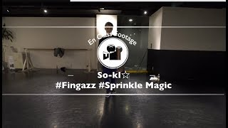 "So-ki☆ – ""Sprinkle / MagicFingazz"" @ En Dance Studio SHIBUYA"