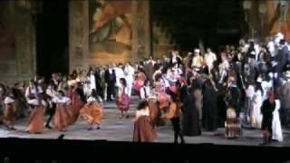 Balletto spagnolo El Camborio - Lucia Real Arena di Verona, 29 luglio 2010 Regia di Franco Zeffirelli Direttore Julian Kovatchev.