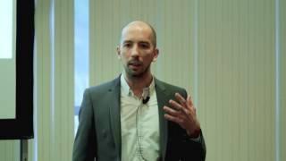 Conférence de Mathieu Frackowiak à la cité du Management