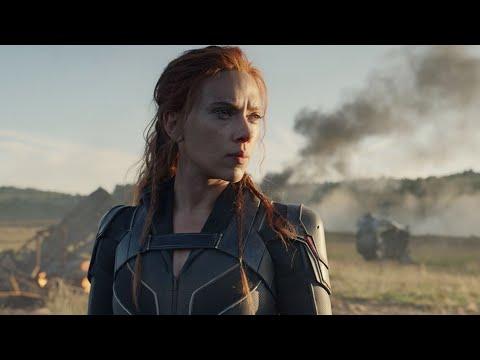 Preview Trailer Black Widow, primo trailer ufficiale italiano