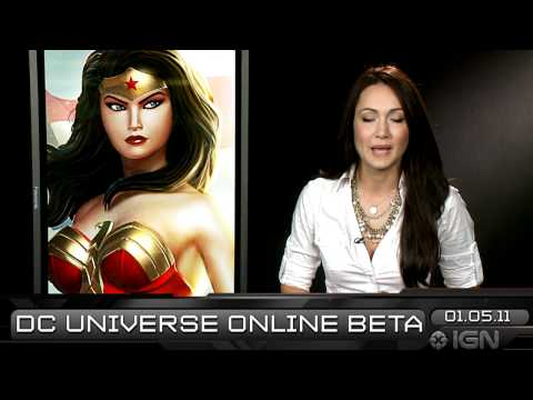 preview-DC Universe Beta Ends & He-Man Game Announced - IGN Daily Fix, 1.05 (IGN)