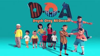Video Lirik OST. Serial Animasi D.O.A