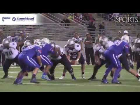 Oak Ridge vs. College Park Football Highlights - October 17, 2014