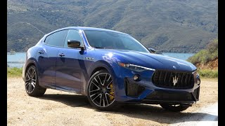 The Levante Trofeo is the Best Modern Maserati - Two Takes by The Smoking Tire