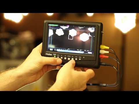 $44 Haier 7″ HLT71 monitor review – DSLR FILM NOOB