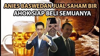 Video AHOK BONGKAR RAHASIA SAHAM BIR ANIES BASWEDAN MP3, 3GP, MP4, WEBM, AVI, FLV Maret 2019