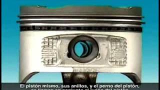 Componenetes Del Motor De Gasolina