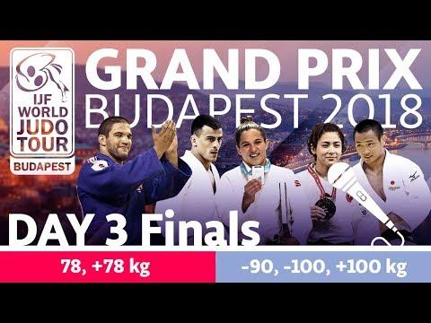 Judo Grand-Prix Budapest 2018: Day 3 - Final Block_Magyarország, Budapest. Heti legjobbak