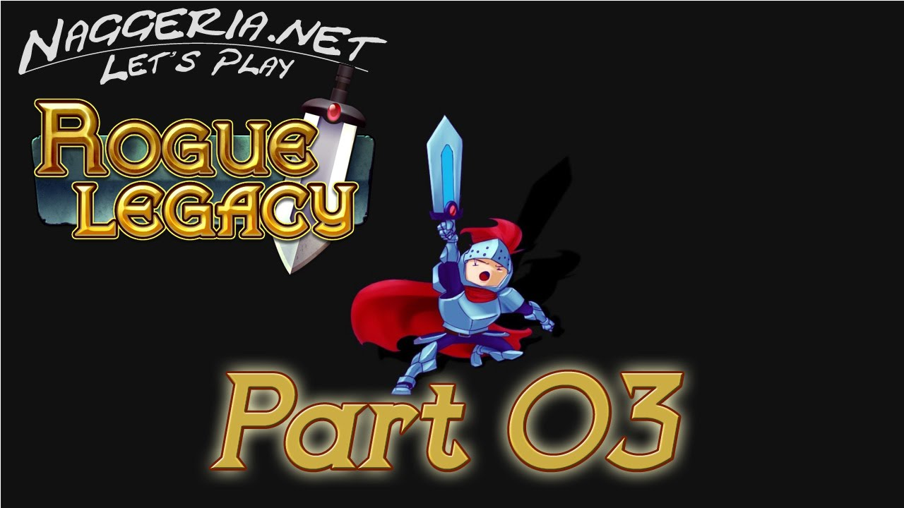 Let's Play: Rogue Legacy – Part #03: Einführung 3/3