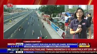 Video Antusias Warga Jakarta Berlari dan Berdonasi untuk Korban Gempa Lombok MP3, 3GP, MP4, WEBM, AVI, FLV Agustus 2018
