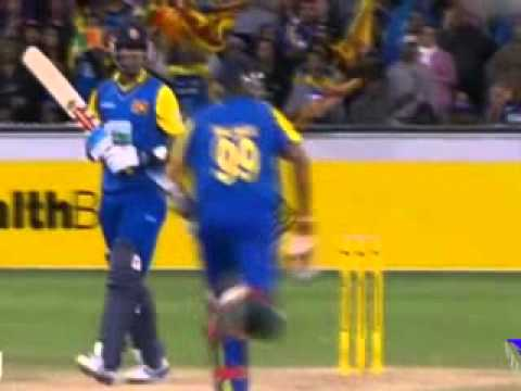 Sri Lanka vs Australia, 2nd Final, Adelaide, CB Series, 2012 - (Extended Highlights)