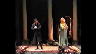 AGIM HUSHI .The Young Tenor In His First Debut Ah Manon! Puccini's Manon Lescout.