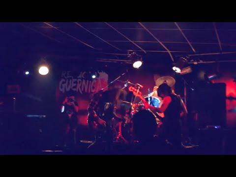 APATIA - DVD en Vivo Desde Refugio Guernica ( Grunge - Rock Alternativo - Argentina )