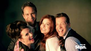 Will & Grace - Returns 29 September only on Stan.