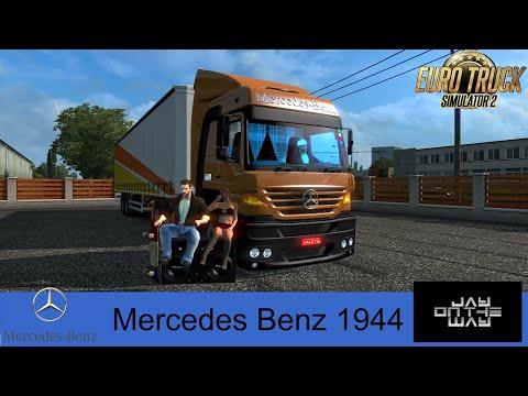 Mercedes Benz 1944  v2.0