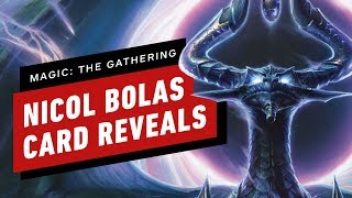 Magic: The Gathering - Nicol Bolas War of the Spark Card Reveals by IGN