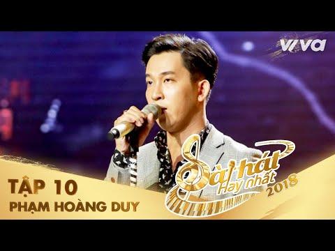 Trầm Cảm - Phạm Hoàng Duy | Tập 10 Sing My Song - Bài Hát Hay Nhất 2018 - Thời lượng: 10:55.