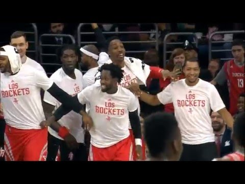KJ McDaniels throws down two nasty slams in Philly