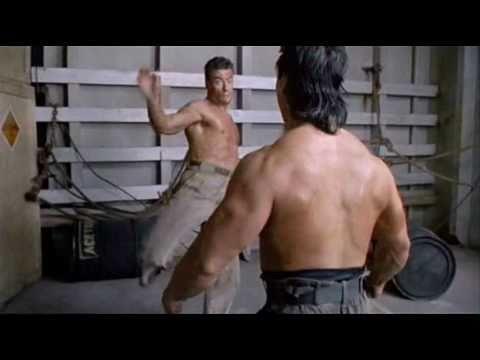 Jean Claude Van Damme Kicks Compilation