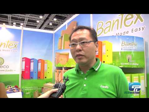 Bantex : Eco Series Filing For Offices