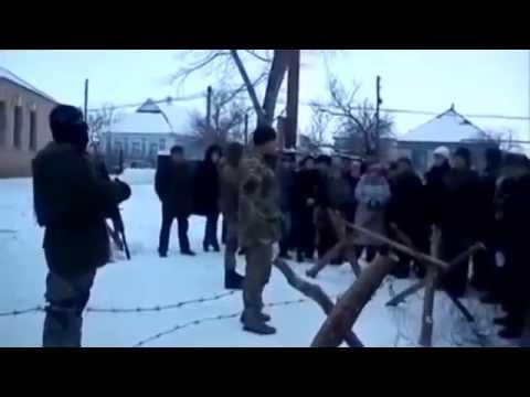 На Луганщину пришла мобилизация