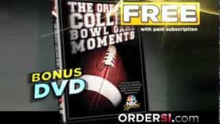 NCAA Football 11 Sports Illustrated TV Spot