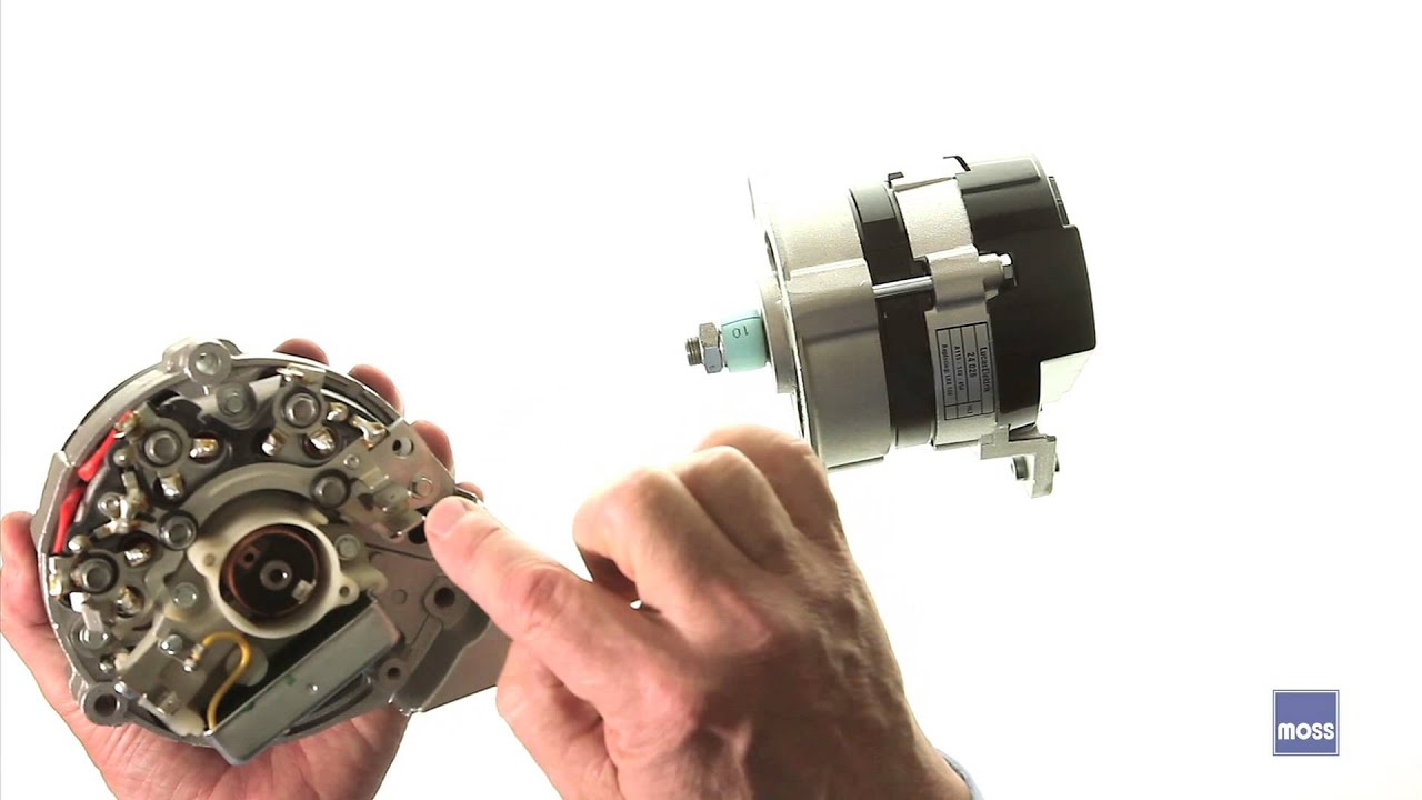 Video: Generator to Alternator Conversion