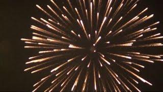 EXTREM Feuerwerk Silvester 2013